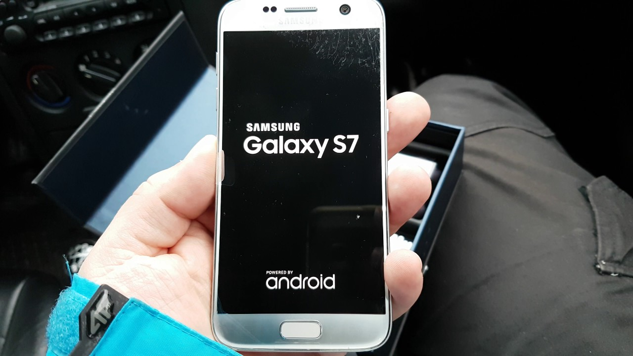 inlocuire display galaxy s7